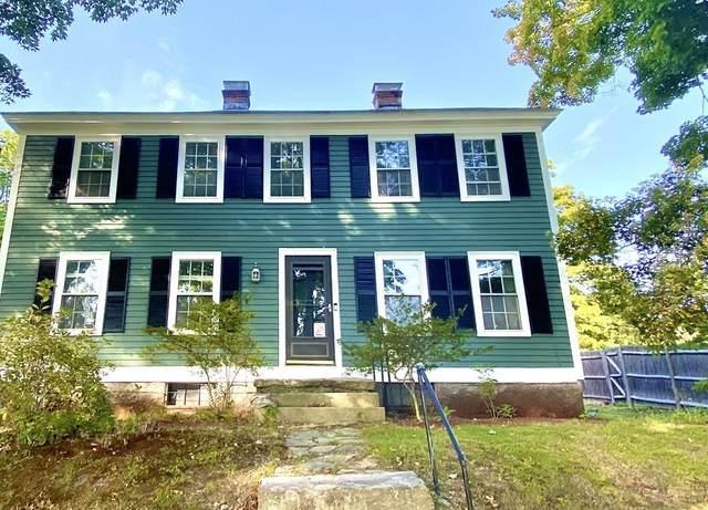 30 South Street, Grafton, MA 01519 (MLS #72742997) :: Zack Harwood Real Estate | Berkshire Hathaway HomeServices Warren Residential