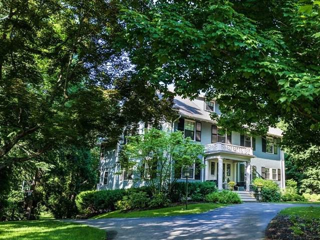 18 Hawthorne Rd, Wellesley, MA 02481 (MLS #72743140) :: EXIT Cape Realty