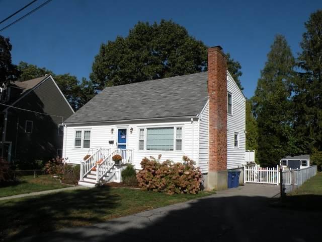 65 Hill View Rd., Braintree, MA 02184 (MLS #72743219) :: RE/MAX Unlimited