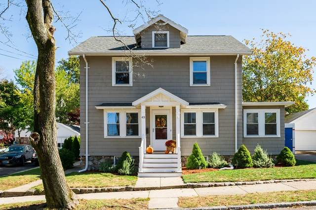 43 Argyle Street, Melrose, MA 02176 (MLS #72743223) :: Berkshire Hathaway HomeServices Warren Residential
