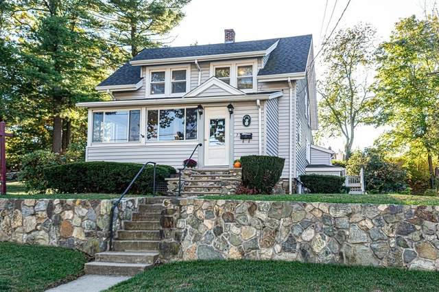 7 Harrison Ave, Wakefield, MA 01880 (MLS #72743239) :: RE/MAX Unlimited