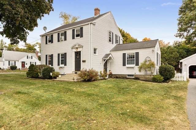 1 George St, Andover, MA 01810 (MLS #72743262) :: RE/MAX Unlimited