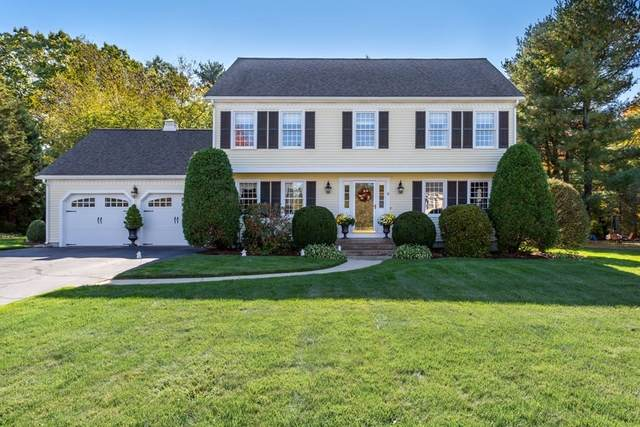 8 Bridle Path, Franklin, MA 02038 (MLS #72743275) :: DNA Realty Group