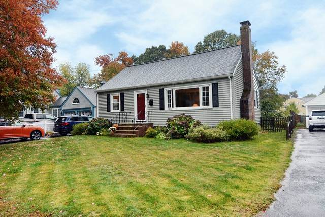 58 Lakeshore Ave, Beverly, MA 01915 (MLS #72743288) :: Zack Harwood Real Estate | Berkshire Hathaway HomeServices Warren Residential
