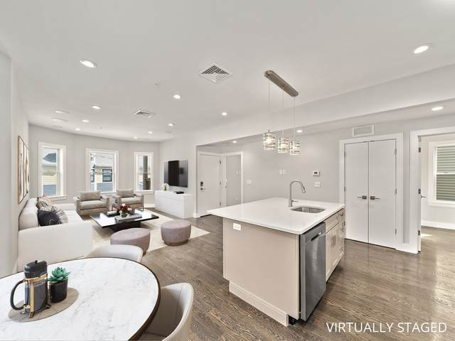 9 Lithgow #3, Boston, MA 02124 (MLS #72743291) :: DNA Realty Group