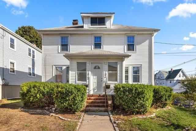 181 Lexington St #181, Watertown, MA 02472 (MLS #72743294) :: Berkshire Hathaway HomeServices Warren Residential