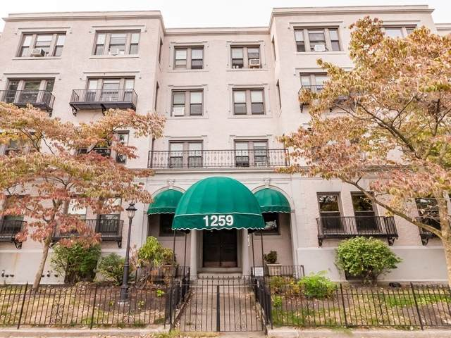1259 Commonwealth Ave #3, Boston, MA 02135 (MLS #72743340) :: Westcott Properties