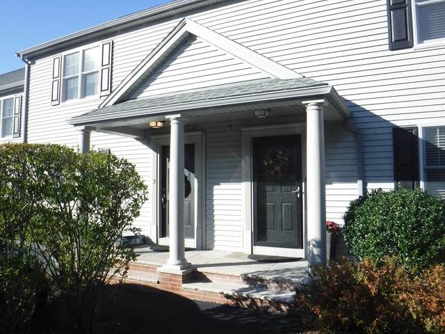 1535 Commercial St #7, Weymouth, MA 02189 (MLS #72743411) :: Walker Residential Team