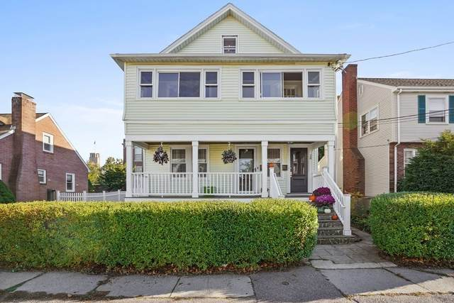 28 Dewey St #28, Watertown, MA 02472 (MLS #72743557) :: Berkshire Hathaway HomeServices Warren Residential