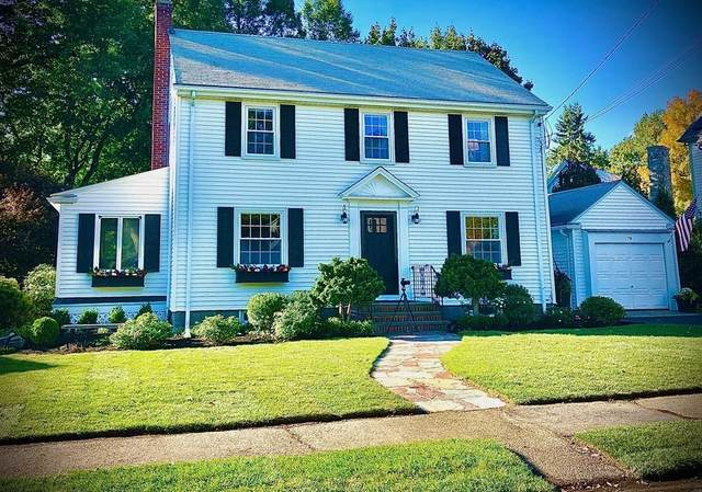 78 Whittier Rd, Needham, MA 02492 (MLS #72743558) :: DNA Realty Group