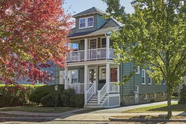 768 Belmont St #768, Watertown, MA 02472 (MLS #72743593) :: Berkshire Hathaway HomeServices Warren Residential