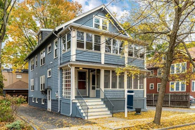 15-17 Higgins St, Arlington, MA 02476 (MLS #72743601) :: Taylor & Lior Team