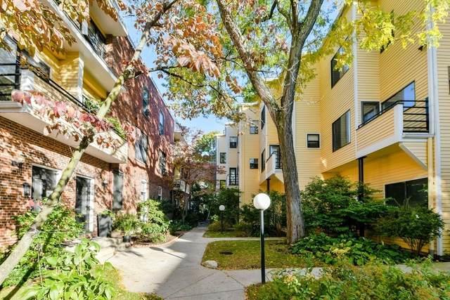 1 Richdale Avenue #14, Cambridge, MA 02140 (MLS #72743620) :: RE/MAX Unlimited