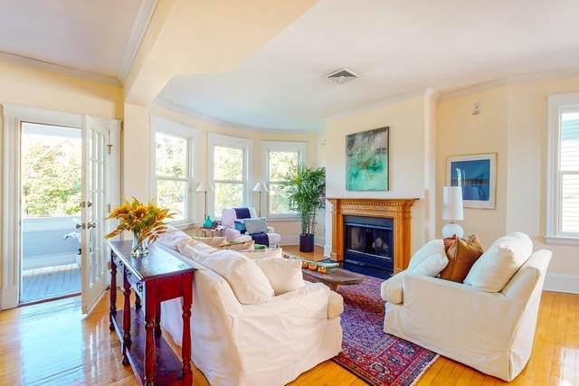 114 Trowbridge St #3, Cambridge, MA 02138 (MLS #72743684) :: Zack Harwood Real Estate | Berkshire Hathaway HomeServices Warren Residential