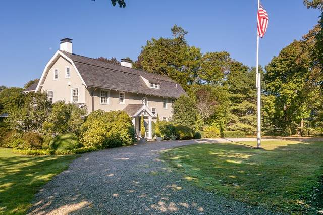 231 - 239 South Main Street, Cohasset, MA 02025 (MLS #72743701) :: Cosmopolitan Real Estate Inc.