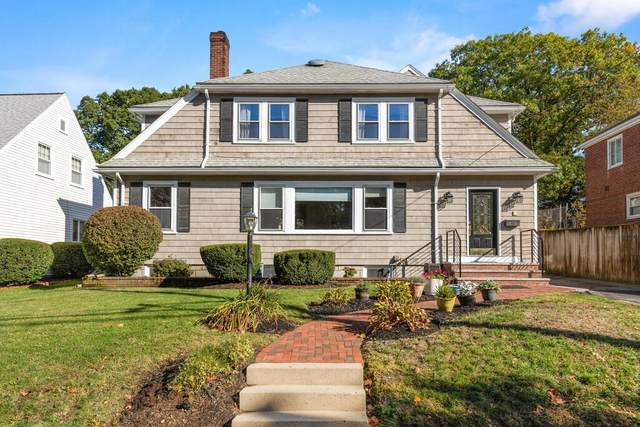 191 Lawrence Rd, Medford, MA 02155 (MLS #72743702) :: Re/Max Patriot Realty