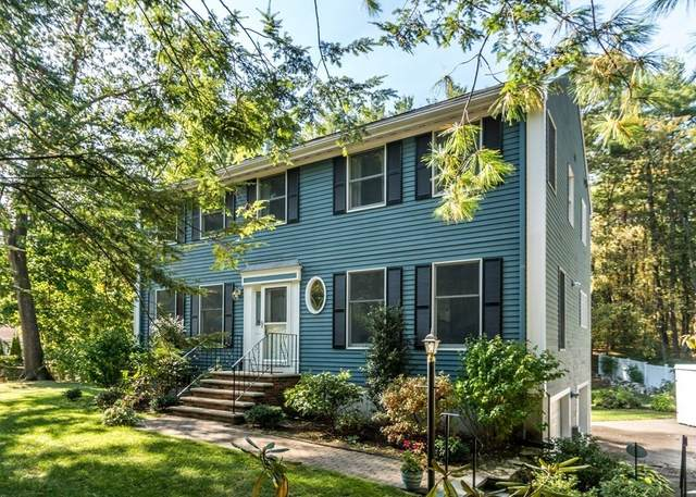 156 Worcester Lane, Waltham, MA 02451 (MLS #72743709) :: Re/Max Patriot Realty