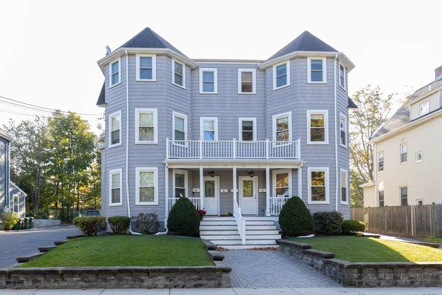 40 Royal #40, Watertown, MA 02472 (MLS #72743715) :: Berkshire Hathaway HomeServices Warren Residential