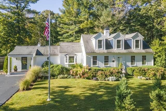 150 Wadsworth Road, Duxbury, MA 02332 (MLS #72743735) :: Zack Harwood Real Estate | Berkshire Hathaway HomeServices Warren Residential