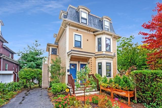 63 Walden #2, Cambridge, MA 02140 (MLS #72743742) :: Walker Residential Team