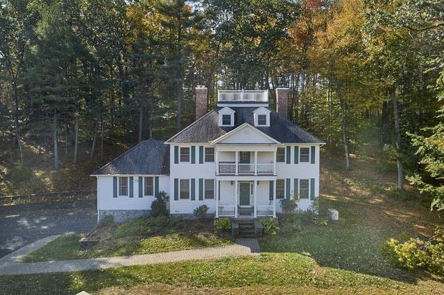 473 Bay Road, Amherst, MA 01002 (MLS #72743790) :: Parrott Realty Group