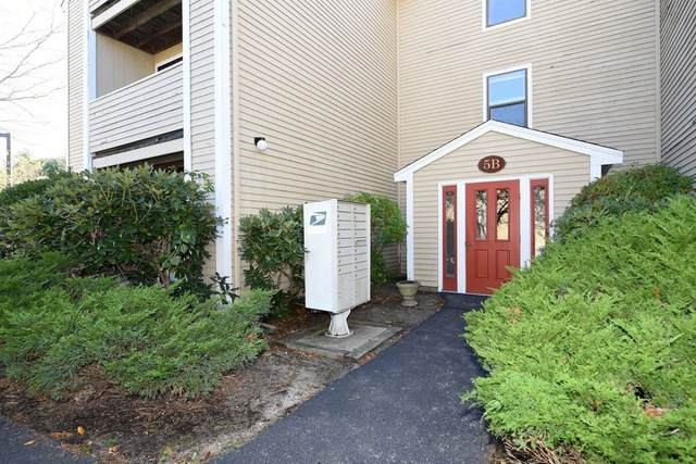 5 Marc Dr 5B12, Plymouth, MA 02360 (MLS #72743793) :: Re/Max Patriot Realty