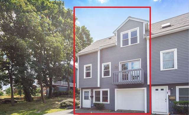 65 Victory Road #5, Boston, MA 02122 (MLS #72743803) :: Taylor & Lior Team