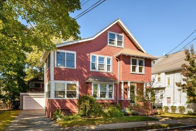 7 Newton Road #2, Arlington, MA 02474 (MLS #72743810) :: Taylor & Lior Team