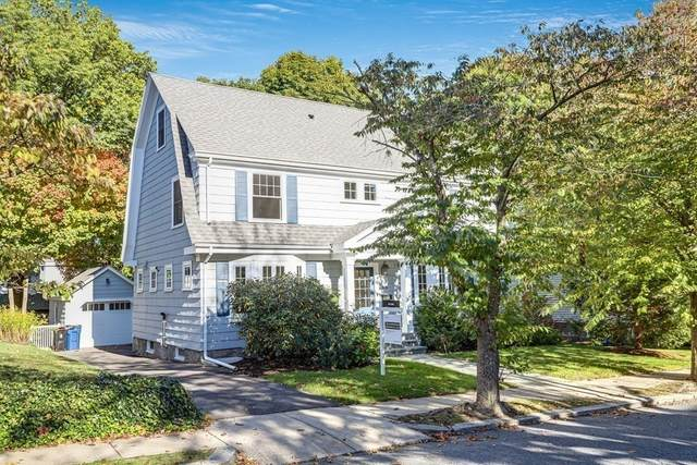 66 Park Street, Boston, MA 02132 (MLS #72743813) :: RE/MAX Unlimited