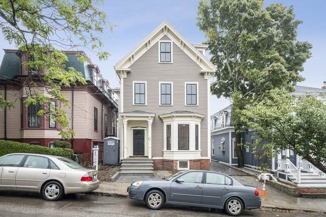 33 Warren Avenue #1, Somerville, MA 02143 (MLS #72743847) :: Walker Residential Team