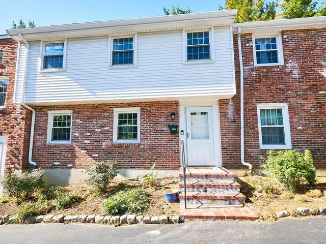 719 Hammond St #719, Brookline, MA 02467 (MLS #72743849) :: Berkshire Hathaway HomeServices Warren Residential