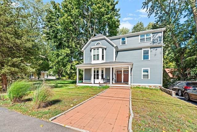 45 W Plain Street #1, Wayland, MA 01778 (MLS #72743871) :: Cheri Amour Real Estate Group