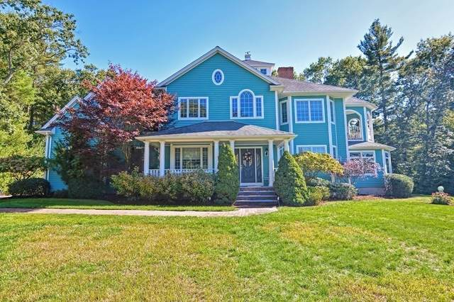 15 Mikayla Ann Dr, Rehoboth, MA 02769 (MLS #72743915) :: EXIT Cape Realty