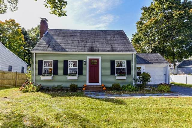11 Netta Road, Dedham, MA 02026 (MLS #72743929) :: Walker Residential Team