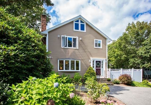 119 Shore Drive, Plymouth, MA 02360 (MLS #72743932) :: RE/MAX Unlimited