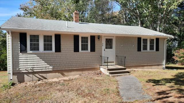 28 Clearwater Dr, Plymouth, MA 02360 (MLS #72743978) :: RE/MAX Unlimited