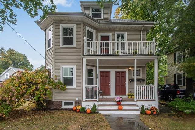 224 Waverly A, Belmont, MA 02478 (MLS #72743990) :: Taylor & Lior Team