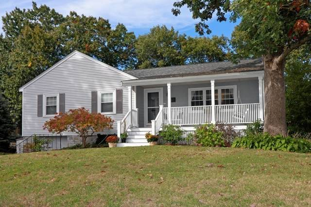 412 Hillcrest Road, Needham, MA 02492 (MLS #72744020) :: EXIT Cape Realty