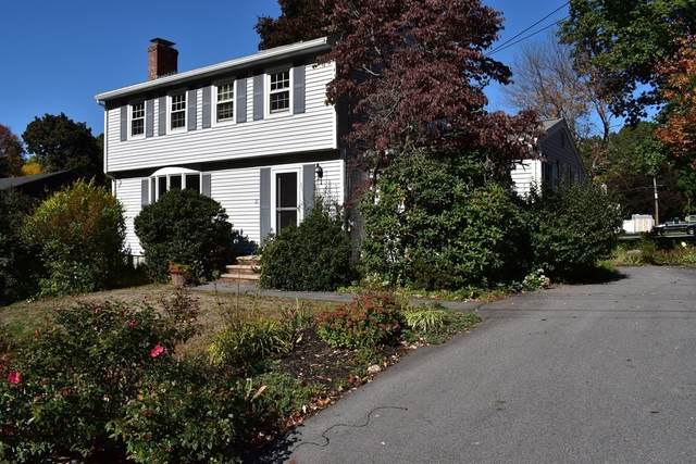 21 Woodvale Ln, Lowell, MA 01852 (MLS #72744079) :: EXIT Cape Realty