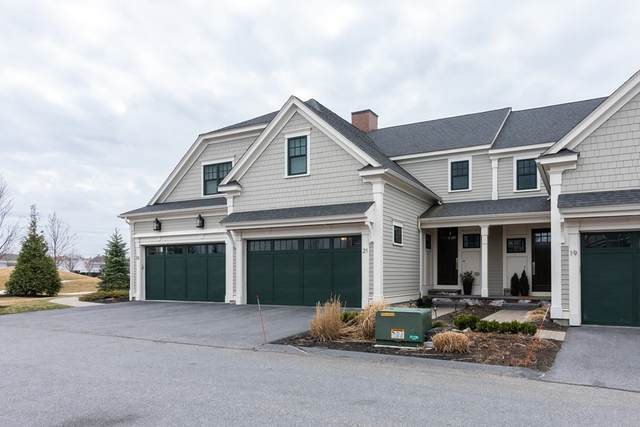 21 Lillian Way #21, Wayland, MA 01778 (MLS #72744082) :: Cheri Amour Real Estate Group