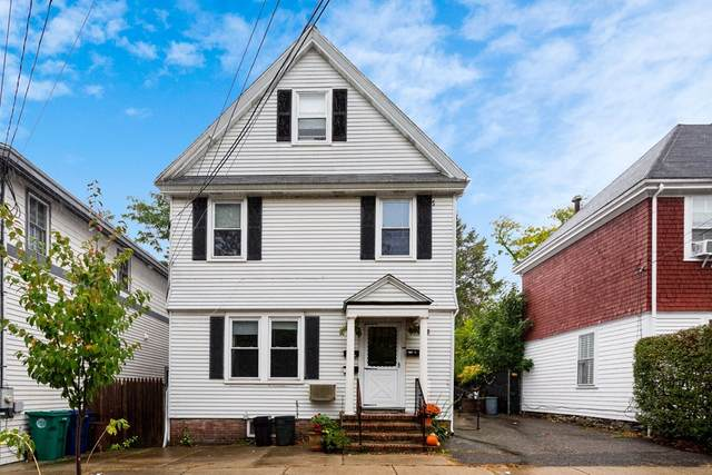 88 High Street, Newton, MA 02464 (MLS #72744117) :: Taylor & Lior Team