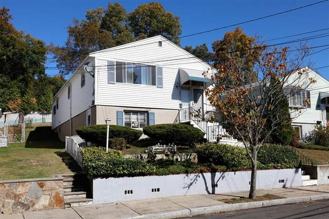 209 Stimson St, Boston, MA 02132 (MLS #72744147) :: EXIT Cape Realty
