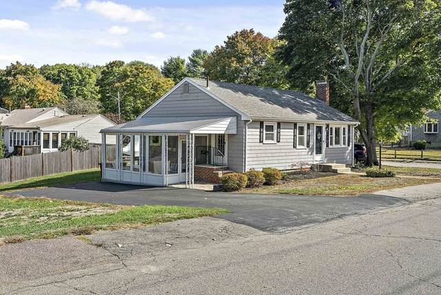 56 Endicott St, Weymouth, MA 02189 (MLS #72744150) :: Re/Max Patriot Realty