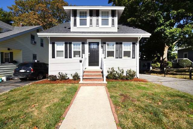 26 Huckins Ave, Quincy, MA 02171 (MLS #72744151) :: Zack Harwood Real Estate | Berkshire Hathaway HomeServices Warren Residential