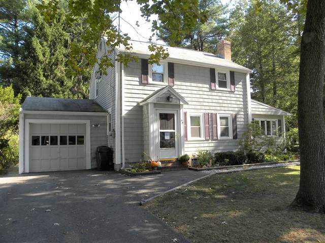 45 Sylvan Ave, Chelmsford, MA 01824 (MLS #72744263) :: RE/MAX Unlimited