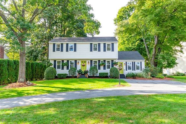 47 Carriage Dr, Lowell, MA 01852 (MLS #72744279) :: Parrott Realty Group
