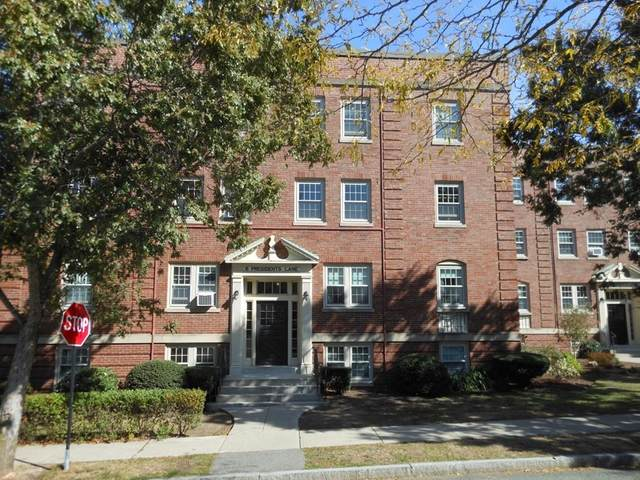6 Presidents Lane #2, Quincy, MA 02169 (MLS #72744280) :: Taylor & Lior Team