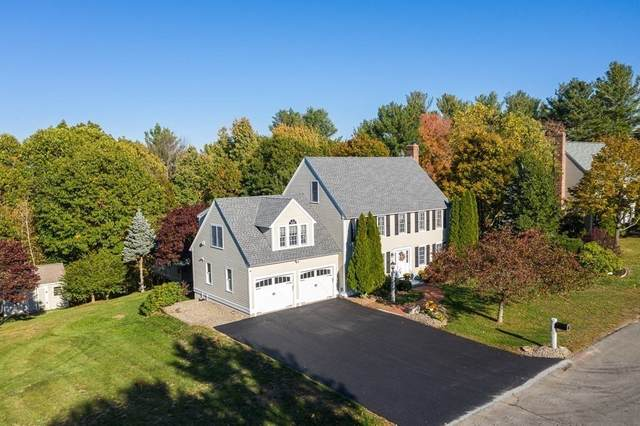 11 Hillview Dr, Groveland, MA 01834 (MLS #72744299) :: Re/Max Patriot Realty