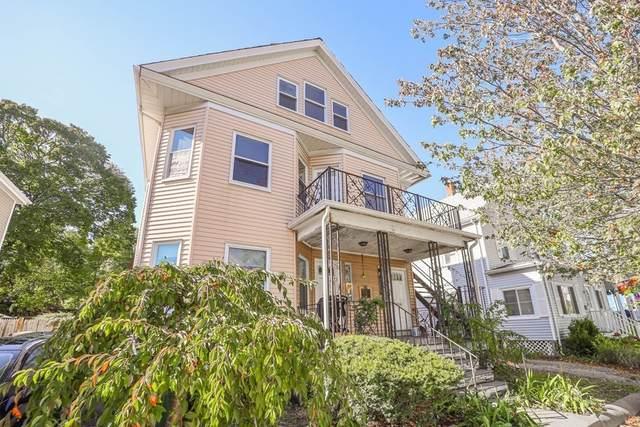 37 Bexley Road, Boston, MA 02131 (MLS #72744404) :: Berkshire Hathaway HomeServices Warren Residential