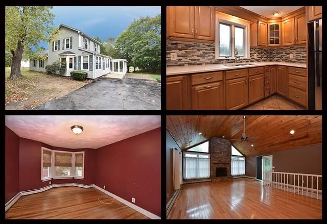 30 Fletcher Street, Plainville, MA 02762 (MLS #72744438) :: EXIT Cape Realty